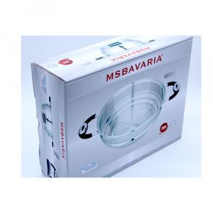 Msb Colapasta Bio induzione 2 manici 24cm