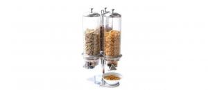 Distributore cereali 3 contenitori litri 4x3