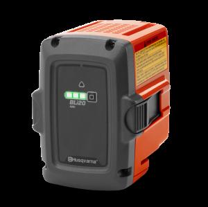Motosega a batteria Husqvarna 120i con batteria e caricabatteria
