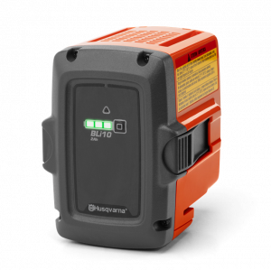 Decespugliatore a batteria Husqvarna 115iL con batteria e caricabatteria