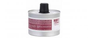 Combustibile liquido per scaldavivande 245 gr cm.8,5h diam.8,3