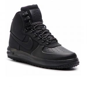 Nike Lunar Force 1 Duckboot 18 Total Black da Uomo
