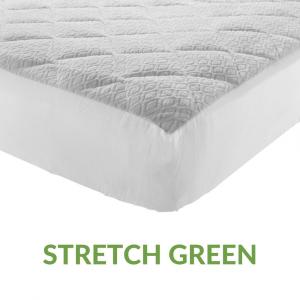 Coprimaterasso Stretch Green | Prezzi a partire da