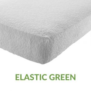 Coprimaterasso Elastic Green | Prezzi a partire da