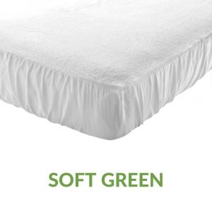 Coprimaterasso Soft Green | Prezzi a partire da