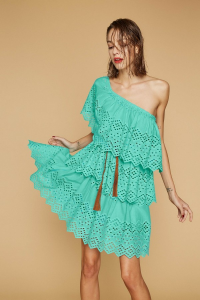 SHOPPING ON LINE ANIEY BY MINIABITO MONOSPALLA  NEW COLLECTION WOMEN'S SPRING SUMMER 2020