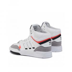 Adidas Drop Step White Solred da Bambino