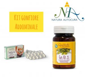 Kit Gonfiore Addominale Per Gruppo Naturautocura