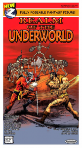 Realm of the Underworld: JEWEL SMUGGLER by Zoloworld