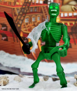 Pirates Of The Galaxseas: SHREDS SWASHBUCKLER (Ghastly Ribs) by Zoloworld