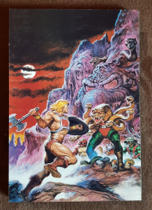 Quadretto in legno: Masters of the Universe (type 6)