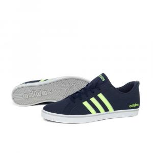 Adidas Vs Pace Blue-Neon da Uomo