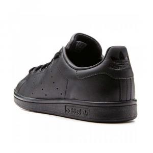 Adidas Stan Smith Total Black da Uomo