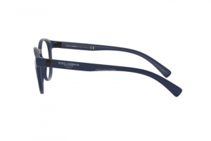 Dolce & Gabbana - Occhiale da Vista Uomo, Matte Blue  DG5046 3017  C49