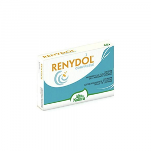 RENYDOL 30 COMPRESSE  - INTEGRATORE A BASE DI FILLANTO E SPACCAPIETRA