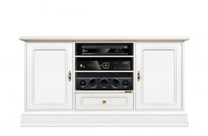 Mueble tv estilo clásico diseño italiano artesanado veneciano