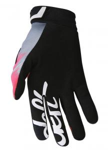 Deft Catalyst Blast Gloves | Red