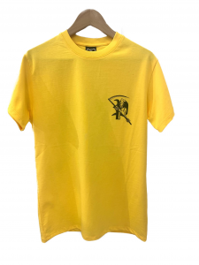 T-Shirt Propaganda Death Yellow