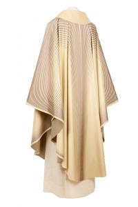 Casula Angelica CSER17 bianco Seta Foderata