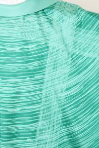 Casula Budapest CSER18 verde Seta Foderata