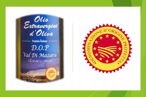 Olio D.O.P. Val di Mazara - 750ml