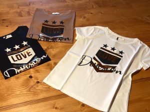 T-shirt Vicolo LOVE Division