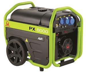 Generatore Pramac PX8000 230V 50HZ #AVR