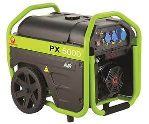 Generatore Pramac PX5000 230V 50HZ #AVR