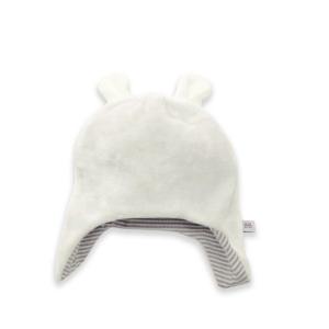 Cappellino velluto Bamboom Bianco Taglia Small