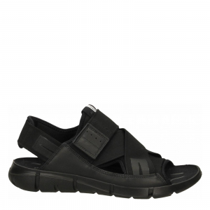Intrinsic Sandal Black/Black Toffel/Tex