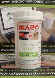 IKARO Feed 100gr
