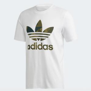 T-shirt uomo ADIDAS camouflage