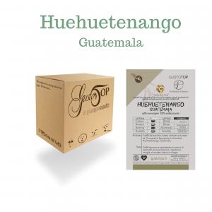Caffè monorigine Guatemala Huehueguetenango Presidio Slow Food macinato per moka ed espresso, confezione da 250 grammi