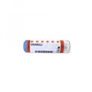 HERING GRAPHITES - MEDICINALE OMEOPATICO IN GRANULI