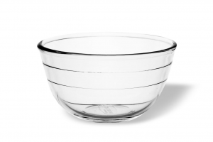 Coppa in vetro multiuso litri 0,5 cm.9h diam.14