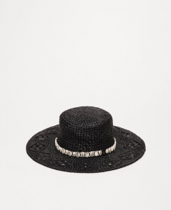 SHOPPING ON LINE TWINSET MILANO CAPPELLO IN PAGLIA NEW COLLECTION  WOMEN'S SPRING SUMMER 2020