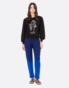 T-shirt manica lunga Aries Alberta Ferretti