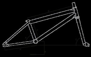 Wethepeople Pathfinder 2020 Telaio   Colore Grey