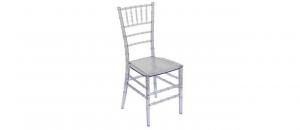Sedia in policarbonato trasparente cm.39x39x90h
