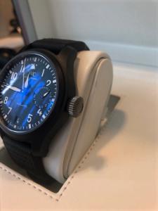 Orologio secondo polso IWC Big Pilot's Top Gun