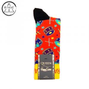 Happy Socks - Radio Ga Ga - Queen x Happy Socks