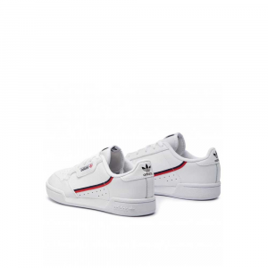 Adidas Continental 80 White da Bambini