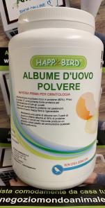 ALBUME D'UOVO POLVERE 800gr