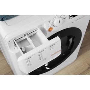 Indesit XWDE 961480X W Caricamento frontale Libera installazione Bianco A