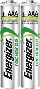 Energizer E300624300 Nichel-Metallo Idruro 800mAh 1.2V batteria ricaricabile