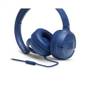 JBL Tune 500 Cuffia Padiglione auricolare Blu