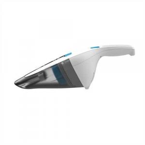 Black & Decker NVC115JL aspiratore portatile Senza sacchetto Grigio, Bianco