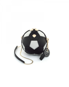 SHOPPING ON LINE LE PANDORINE SOCCER BAG CHAMPION BLACK NEW COLLECTION WOMEN'S SPRING SUMMER 2020