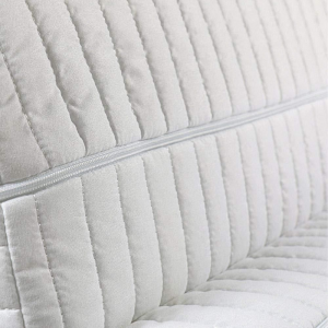 Pouf Letto con Rivestimento Sfoderabile trasformabile in Confortevole Materasso Singolo 80x190 WaterFoam alto 15 cm, Pieghevole, 3 Pezzi Multiuso e Salvaspazio | FUTON VELVET