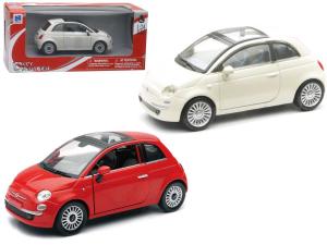 DIECAST 1:24 CAR 3 MODELS 71013I NEW RAY